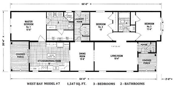 West Bay - New Homes Model 7
