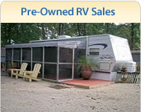 Pre-Owned RV Sales